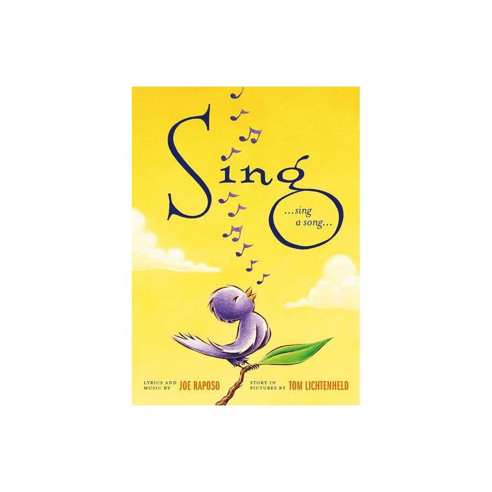 Sing By Joe Raposo Board Book