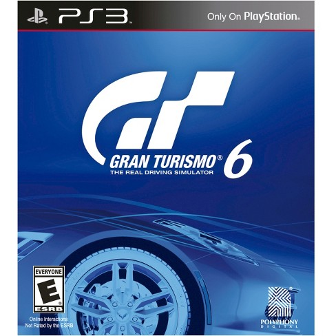 Gran Turismo 6 PlayStation 3 - image 1 of 6