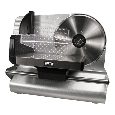 Weston 7.5  Meat Slicer 83-0750-W