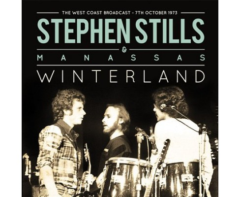 Stephen Stills - Winterland (CD) - image 1 of 1