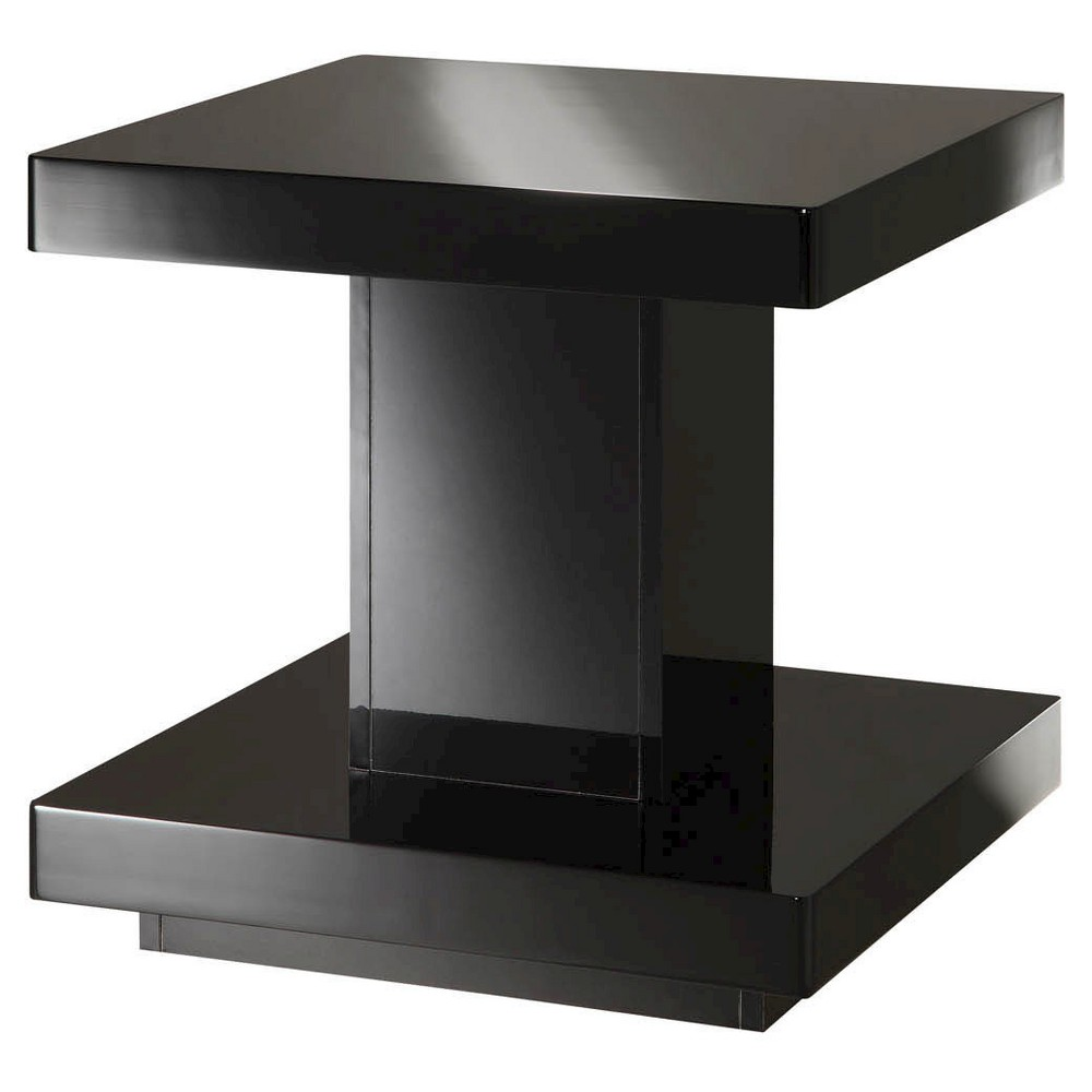 Koren End Table Black - Acme