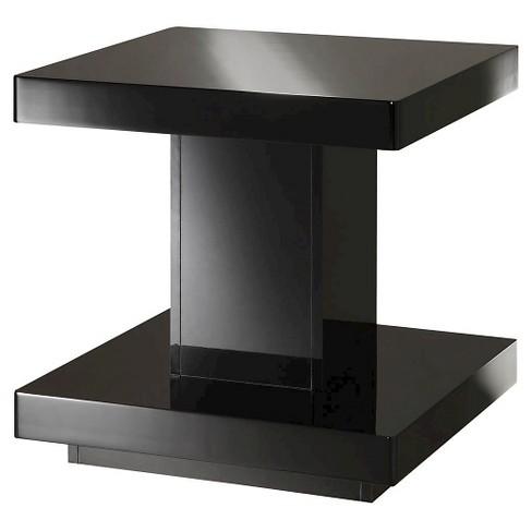 Koren End Table Black - Acme Furniture - image 1 of 2