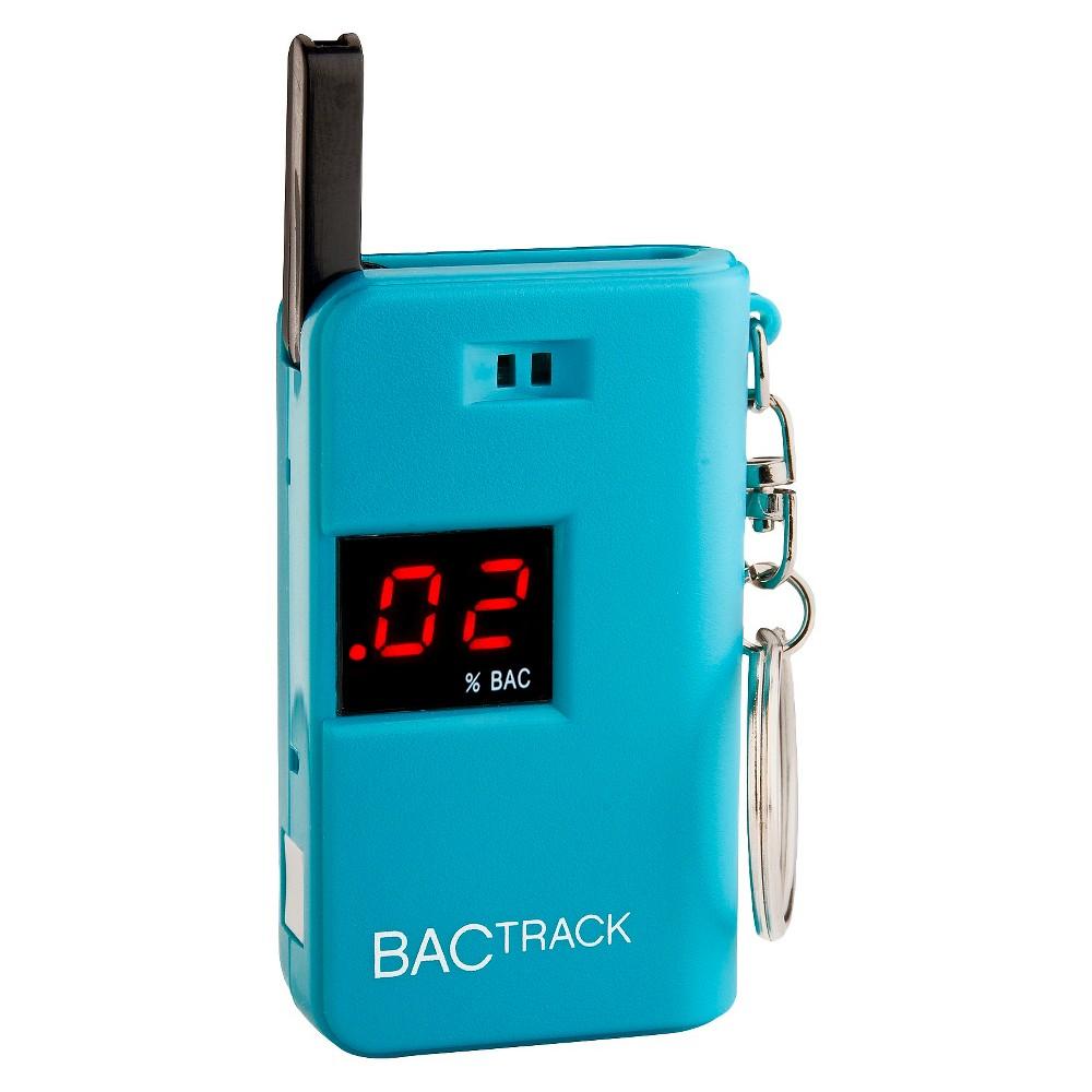 BACtrack Keychain Breathalyzer - Blue Cheap