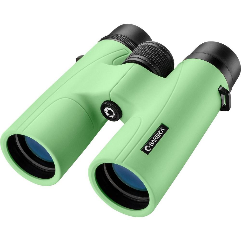 Image of Barska 10x42mm Crush Binoculars - Light Green