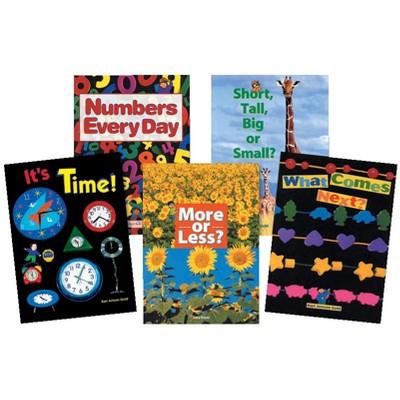 Childcraft Math Concepts Big Books Set 2, pk of 5