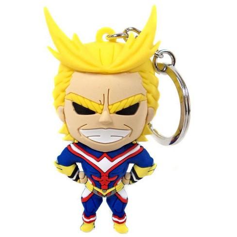 My Hero Academia All Might Foam Figural Mascot Key Chain
