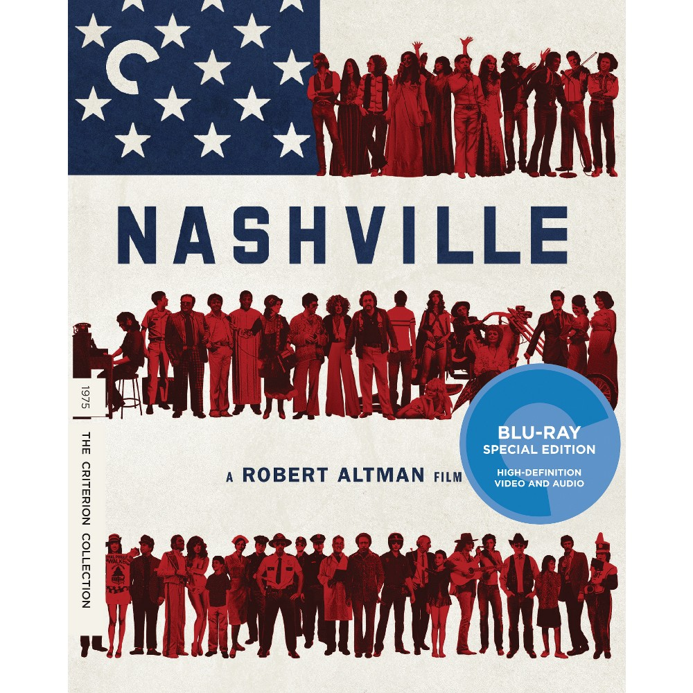 Nashville (Blu-ray), Movies