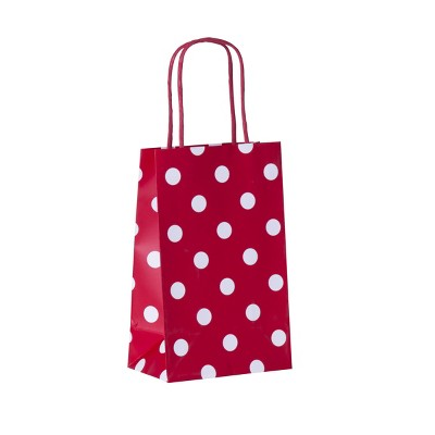 XSmall Gift Bag White/Red - Spritz™