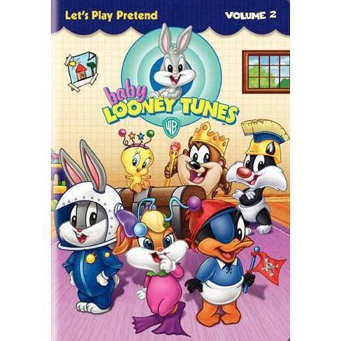 Baby Looney Tunes Volume 2 Let S Play Pretend Dvd Target