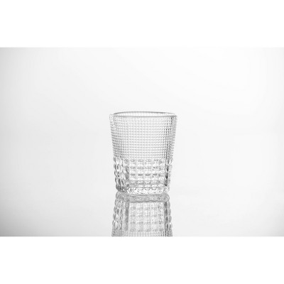 11.5oz 6pk Crystal Malcolm Double Old Fashion Glasses - Fortessa Tableware Solutions