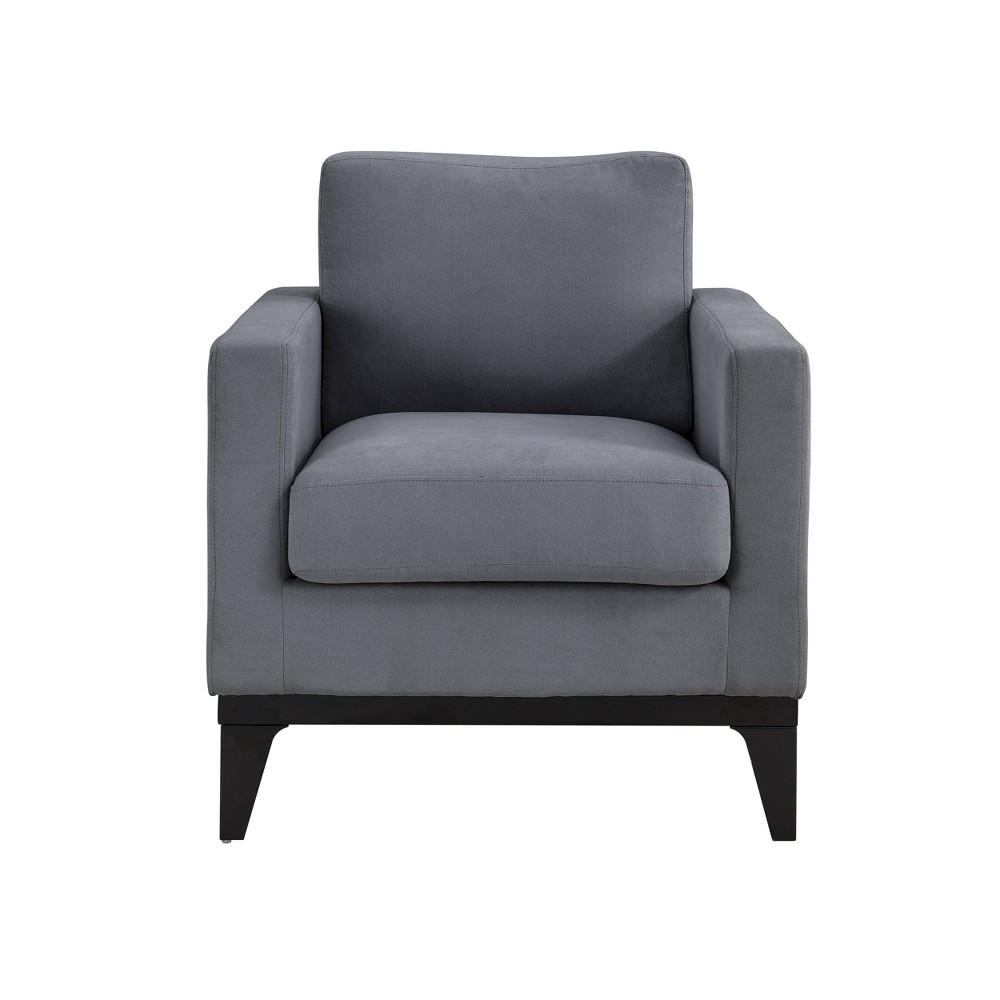 Image of Chester Chair Gray - Lifestyle Solutions