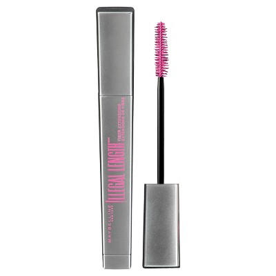 Maybelline Illegal Length Fiber Extensions Washable Mascara - 930 Blackest Black