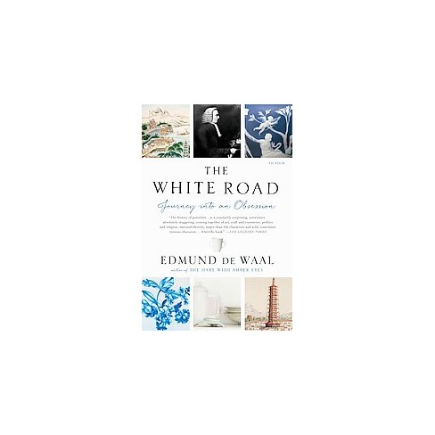 White Road Journey Into An Obsession Reprint Target