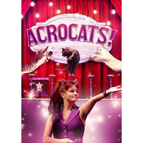 Acrocats! (DVD) - image 1 of 1