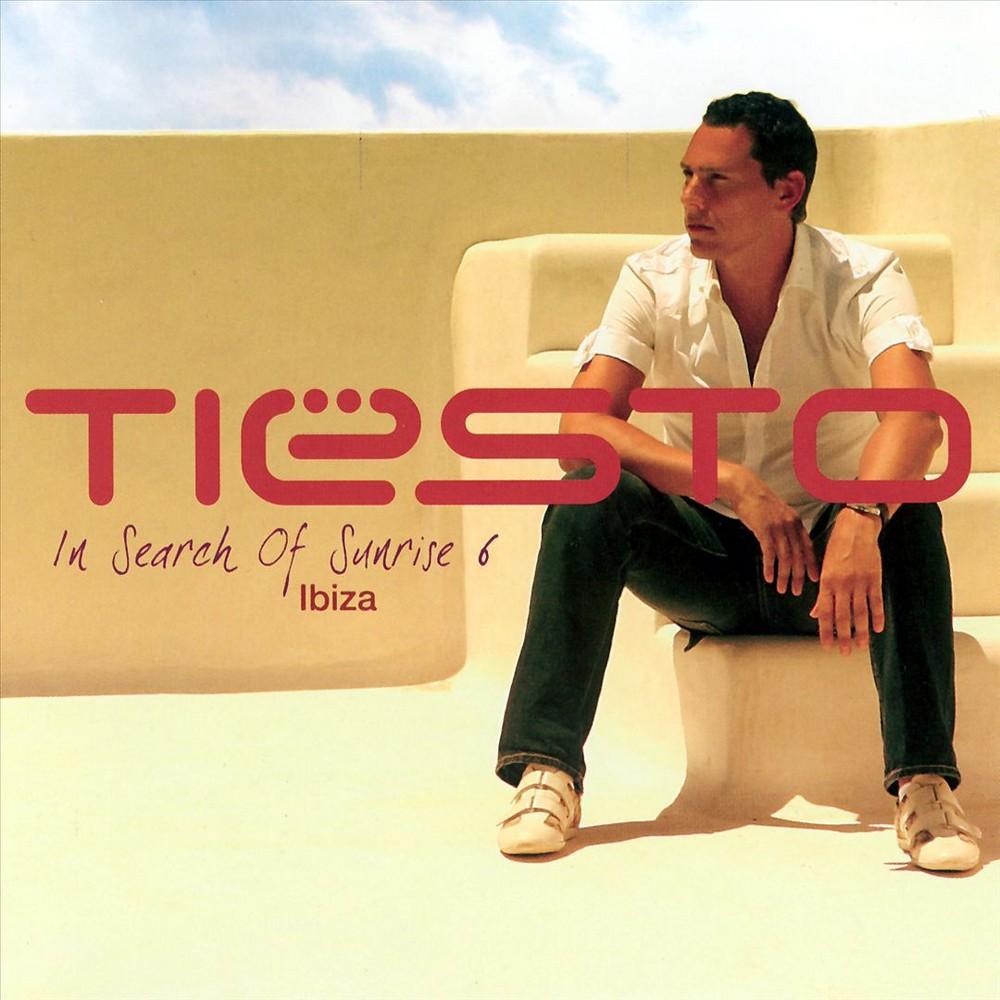 Tiesto - In search of sunrise 6 (CD)