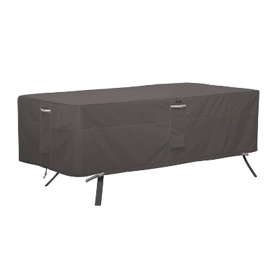 Large Ravenna Rectangular/Oval Patio Table Cover - Classic Accessories