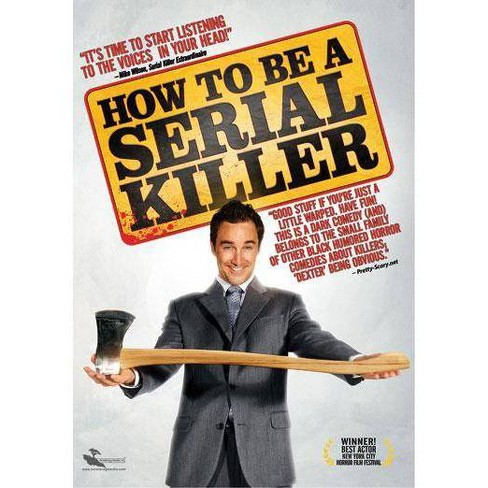 How to Be a Serial Killer (DVD) - image 1 of 1