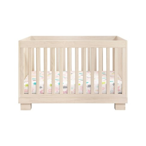 Babyletto Modo 3 In 1 Convertible Crib With Toddler Rail