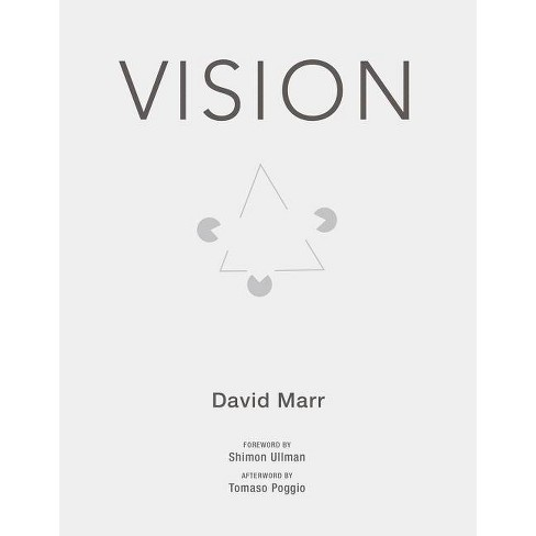 Vision - (Mit Press) by  David Marr (Paperback) - image 1 of 1