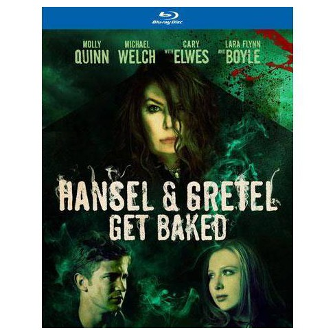Hansel And Gretel Get Baked (Blu-ray) - image 1 of 1