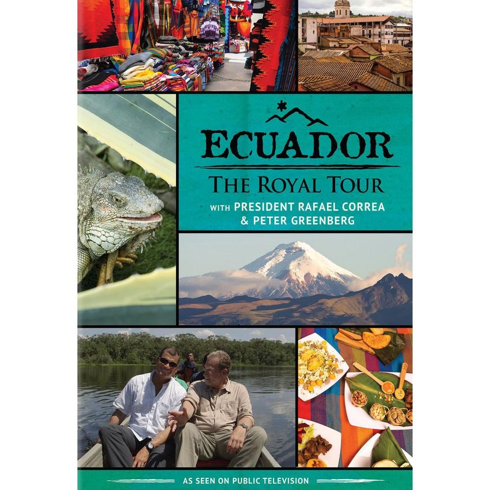 Ecuador:Royal Tour (Dvd), Movies