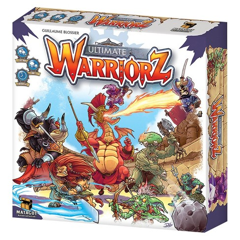 Ultimate Warriorz Game - image 1 of 1