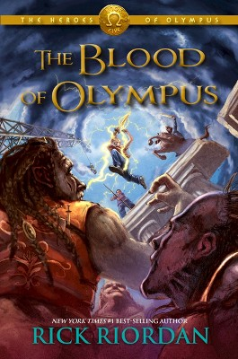 Heroes Of Olympus Book Series
