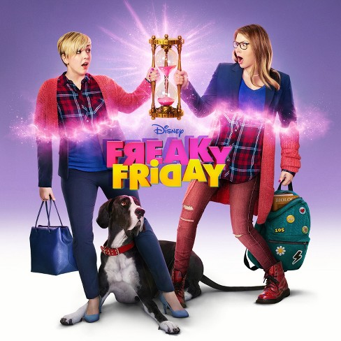 Various Artists - Freaky Friday (Original TV Movie Soundtrack) (CD) - image 1 of 1