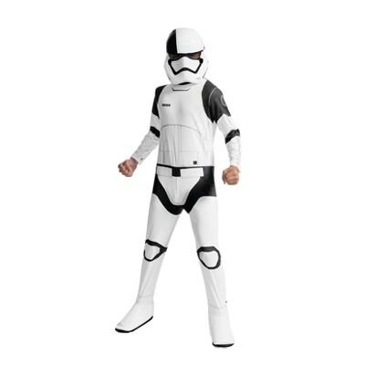 Kids' Star Wars Stormtrooper Halloween Costume Jumpsuit with Mask