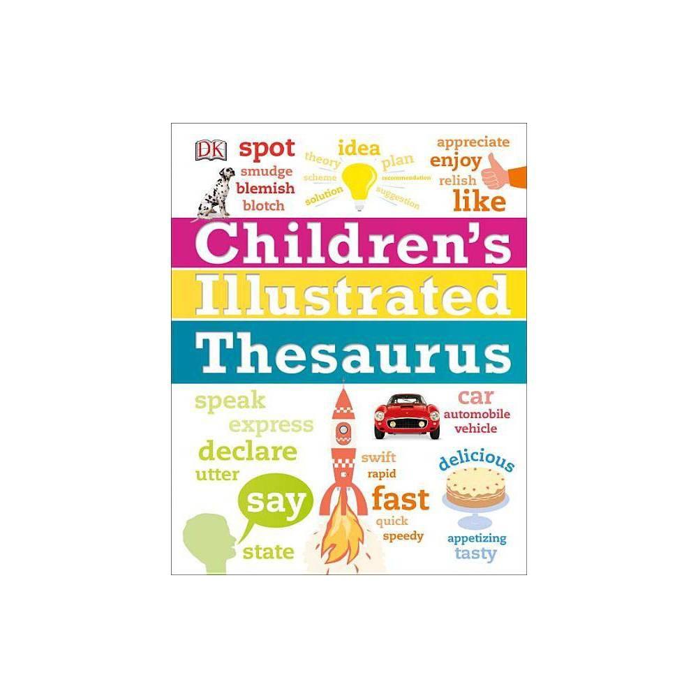 Children S Illustrated Thesaurus Hardcover