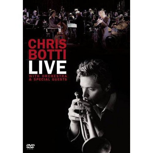 Chris Botti: Live With Orchestra & Special Guests (DVD) - image 1 of 1
