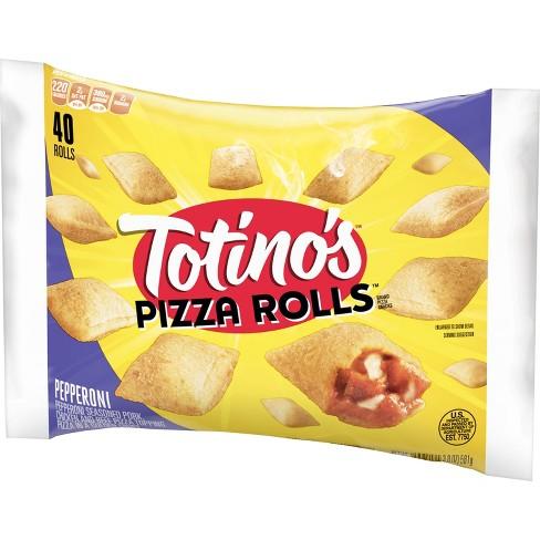 Totinos Pepperoni Pizza Rolls 40ct198oz Target