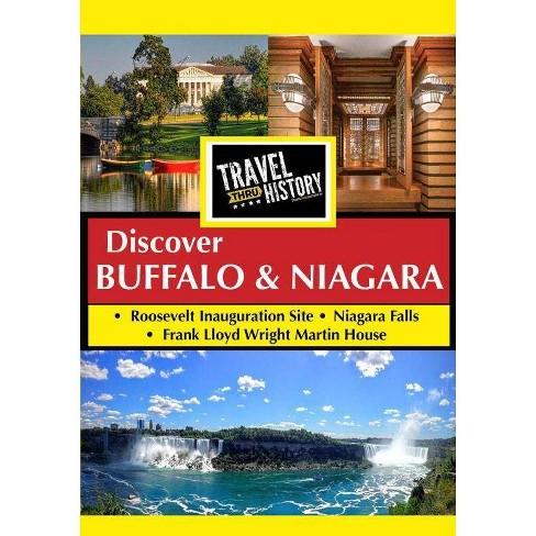 Travel Thru History: Buffalo & Niagara (DVD) - image 1 of 1
