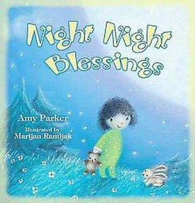 Night Night Blessings (Hardcover)(Amy Parker)