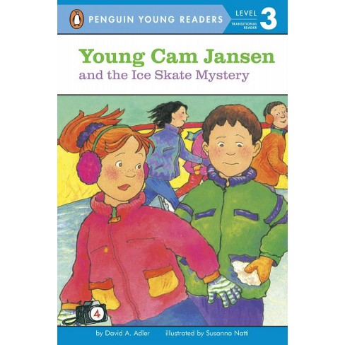 Young CAM Jansen and the Ice Skate Mystery - by  David A Adler (Paperback) - image 1 of 1