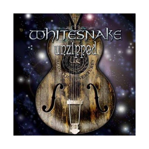 Whitesnake - Unzipped (Super Deluxe Edition) (CD) - image 1 of 1