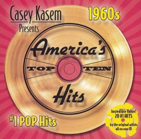 Various - Casey kasem presents:Americas top ten (CD) - image 1 of 1