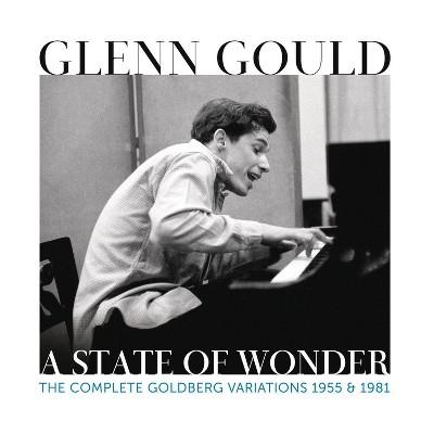 Glenn Gould - Glenn Gould   A State Of Wonder   The Co (CD)