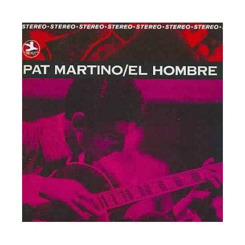 Pat Martino - El Hombre (CD) - image 1 of 1