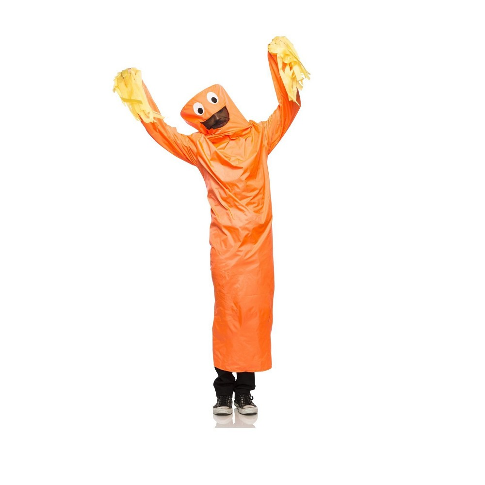 Image of Halloween Costume Full Body Apparel Seeing Red Inc., Adult Unisex, Size: Large/XL, MultiColored