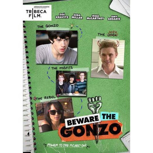 Beware The Gonzo (DVD) - image 1 of 1