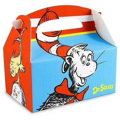 8 ct Dr. Seuss Favor Boxes