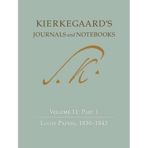 Kierkegaard's Journals and Notebooks - by  Soren Kierkegaard (Hardcover) - image 1 of 1