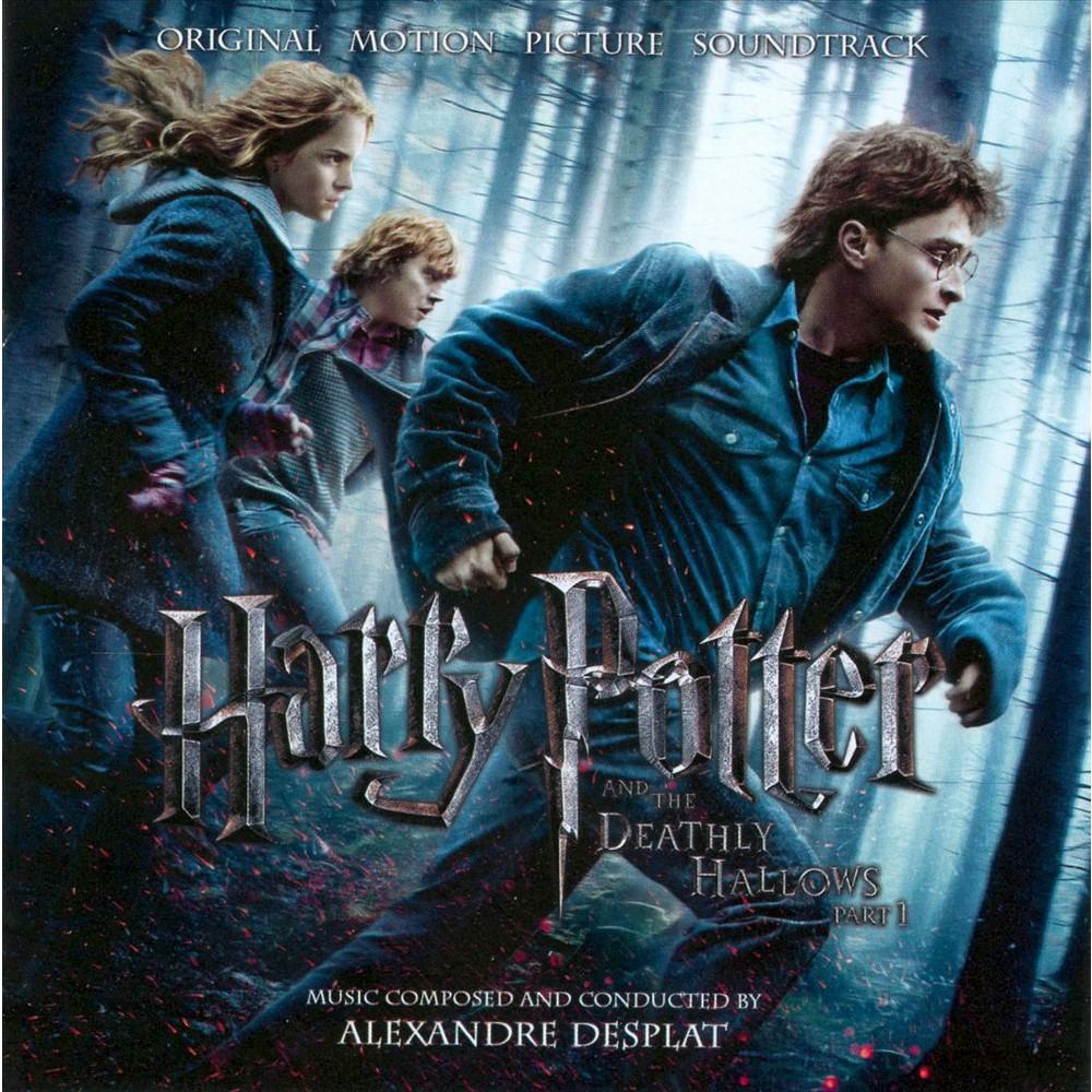 Alexandre Desplat - Harry Potter and the Deathly Hallows, Pt. 1 (Original Motion Picture Soundtrack)