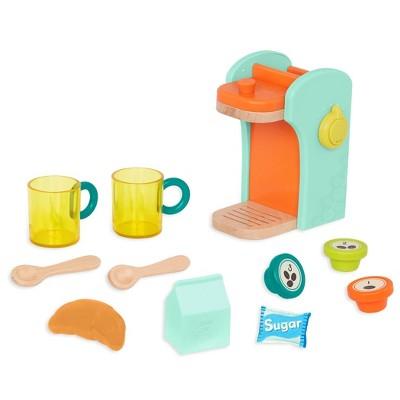 B. toys Wooden Coffee Maker Set - Café au Play