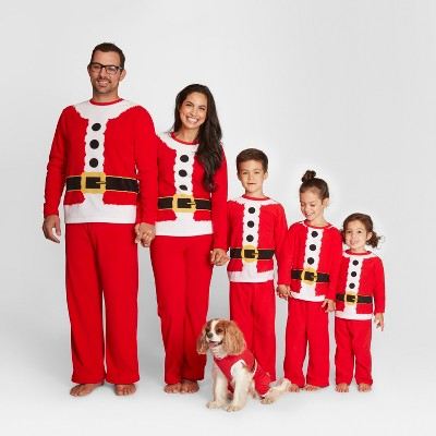 5659d111e1 Holiday Santa Family Pajamas Collection - Wondershop™   Target