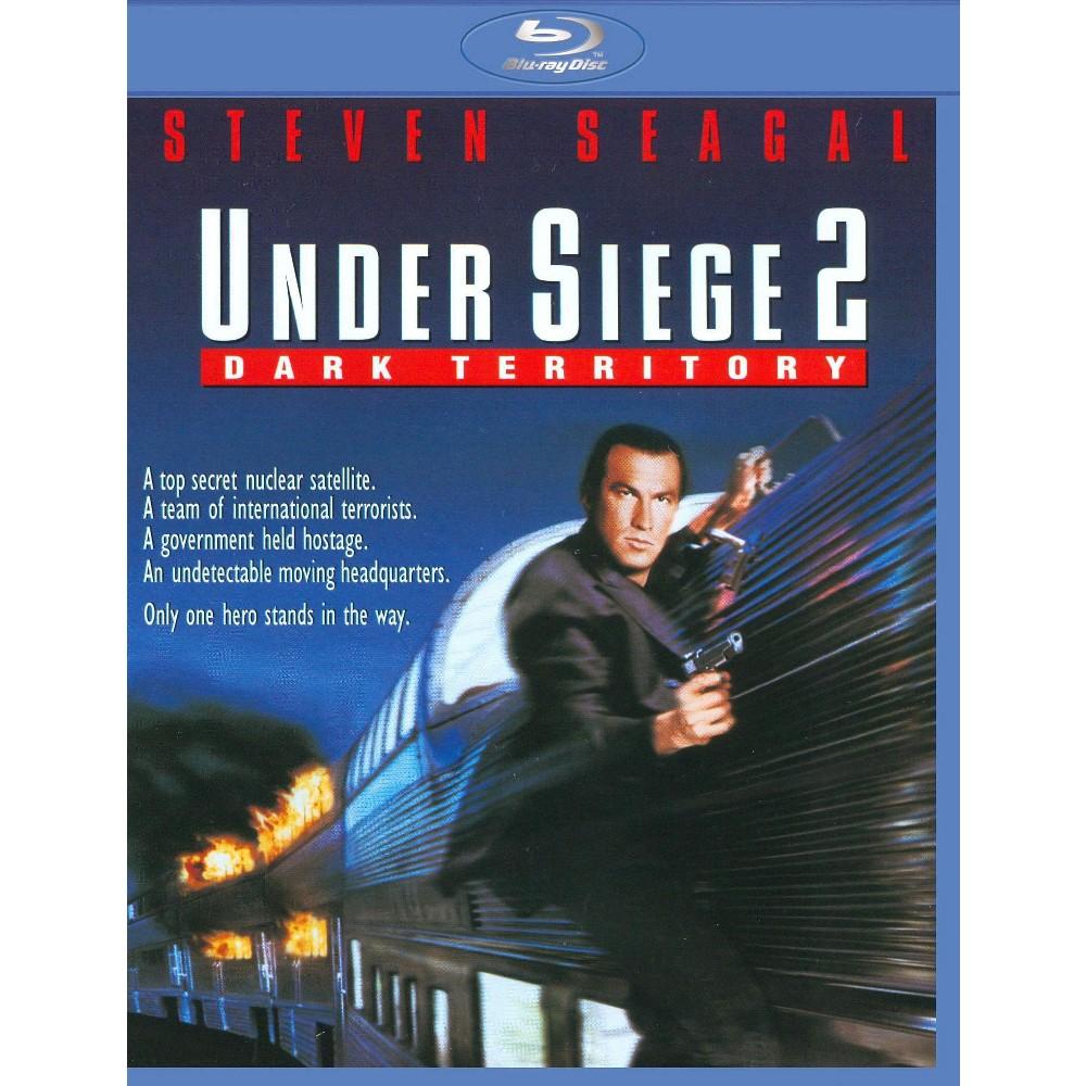 Under Siege 2:Dark Territory (Blu-ray)