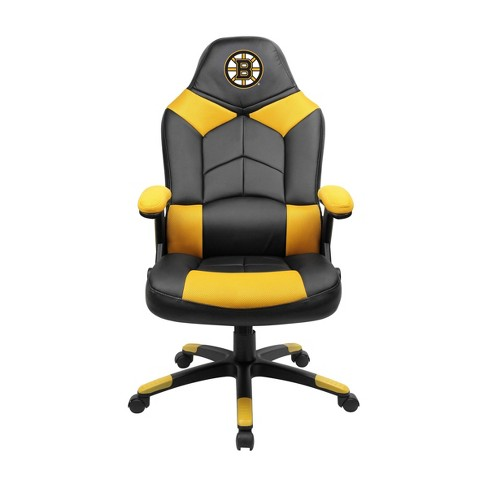 NHL Boston Bruins Oversized Game Chair