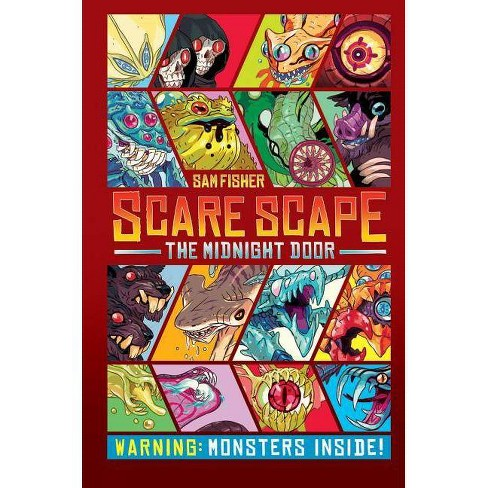 Scare Scape: Book 2 - by  Sam Fisher (Hardcover) - image 1 of 1