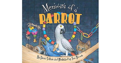 Memoirs of a Parrot (School And Library) (Devin Scillian) - image 1 of 1